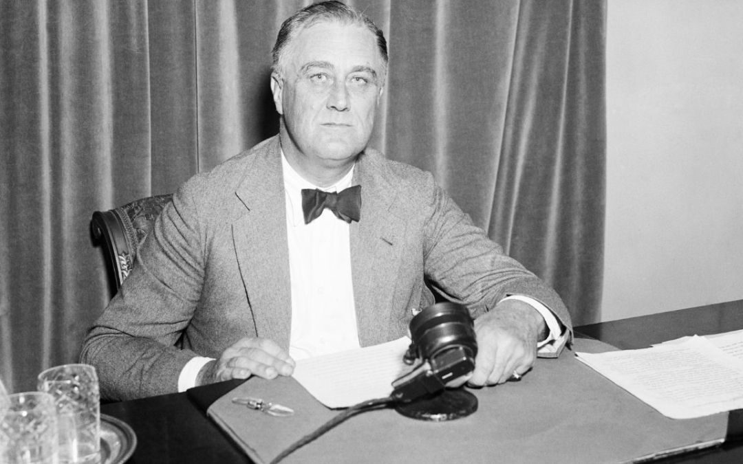 How to Wage War, FDR-Style, on Our Pandemic