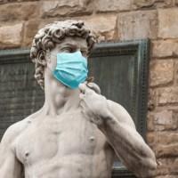 Statue of David Piazza