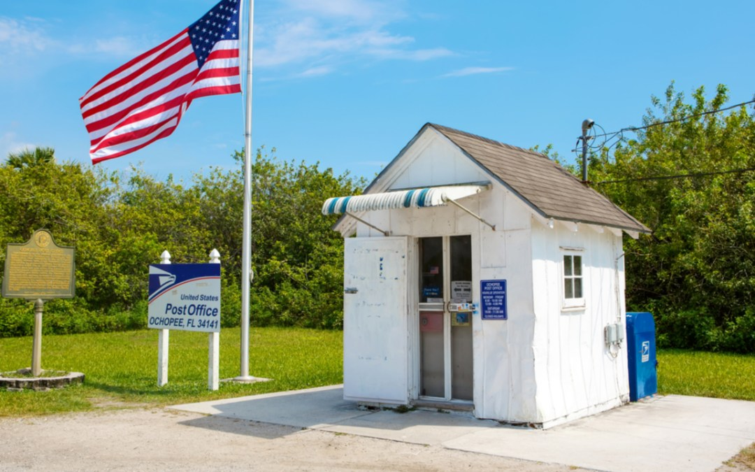 Postal Bankruptcy Would Hit Rural America Hardest
