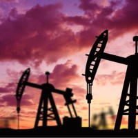 fossil fuels and an oil rig
