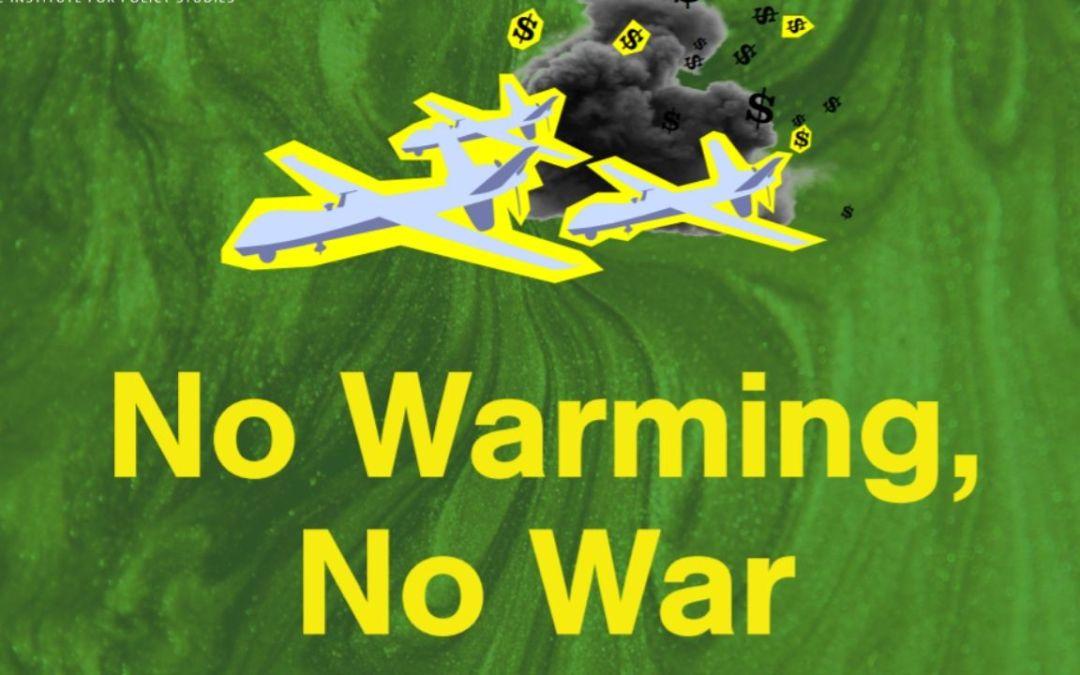 Report: No Warming, No War
