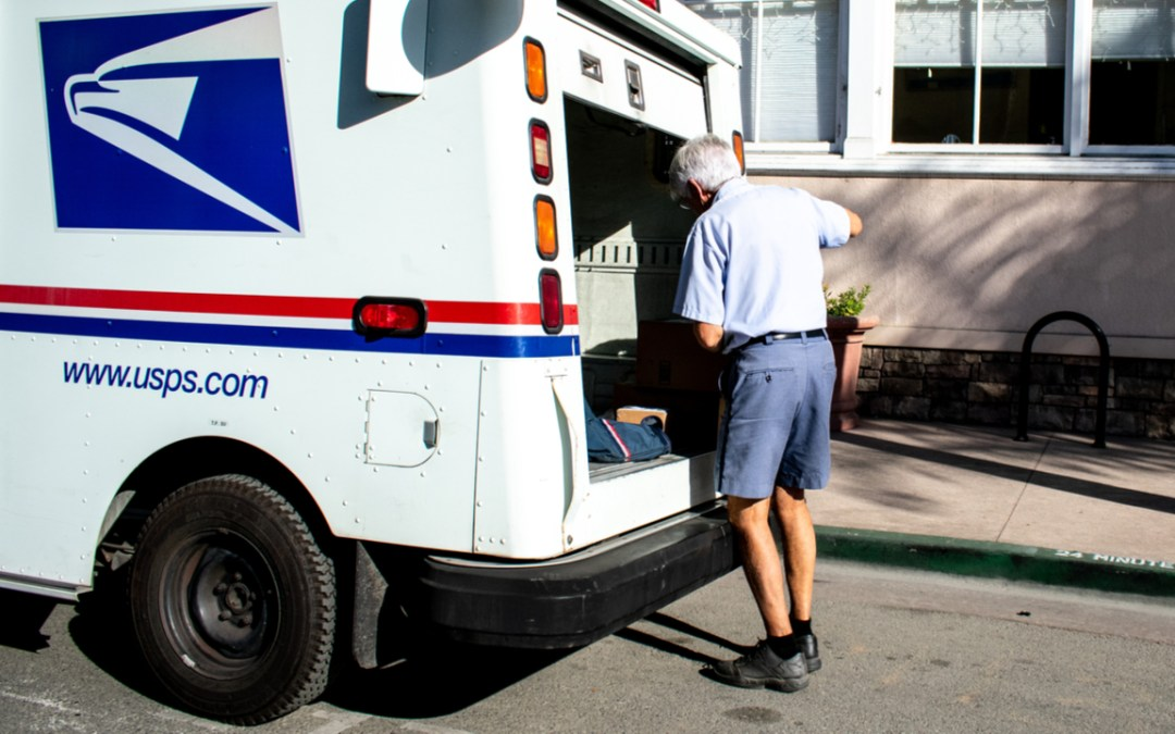Trump: Postal Workers Don't Deserve a Financial Lifeline