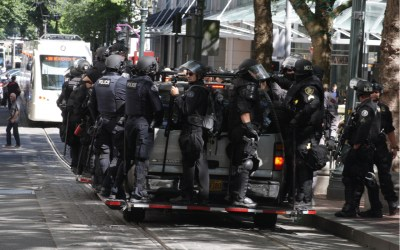 community control over police
