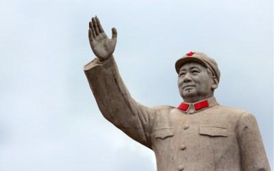 statue of mao