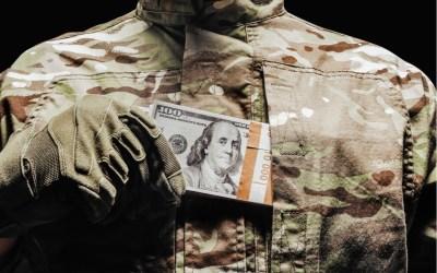 covid-19 vs military spending