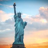 statue of liberty america democracy pandemic
