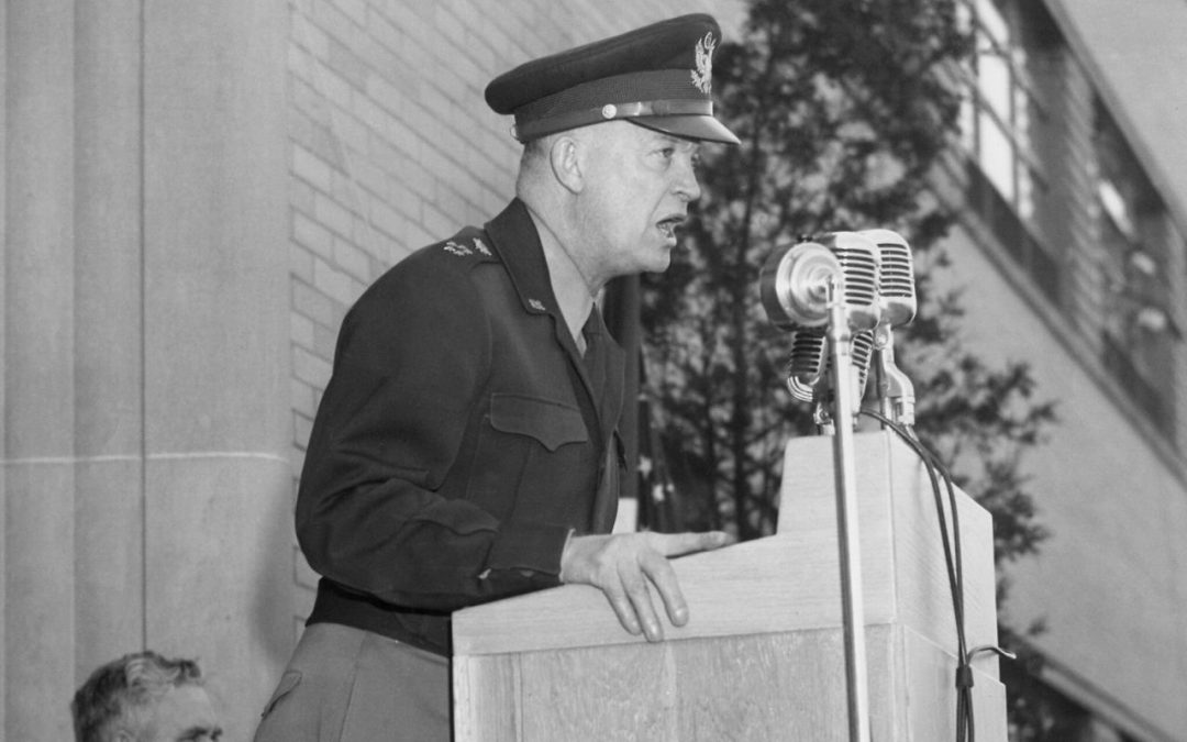 Remembering Ike, Our Unexpected Egalitarian