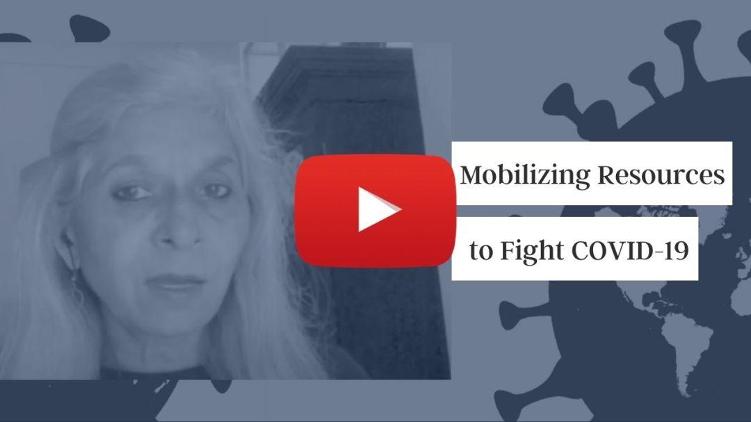 Shalmali Guttal - Pandemic Pivot - COVID-19 - Mobilizing resources to fight COVID-19