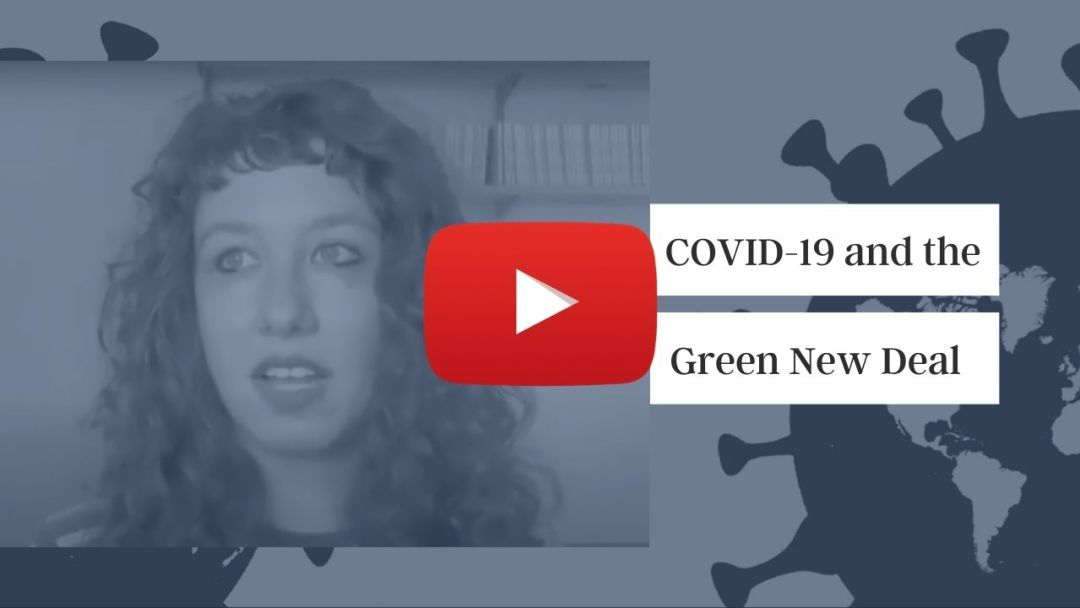 Thea Riofrancos on covid-19 and the green new deal-pandemic pivot