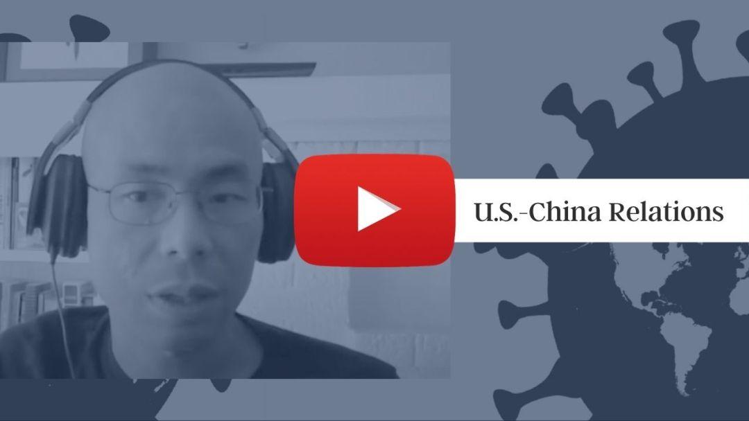 Tobita Chow on US-China Relations-Pandemic Pivot