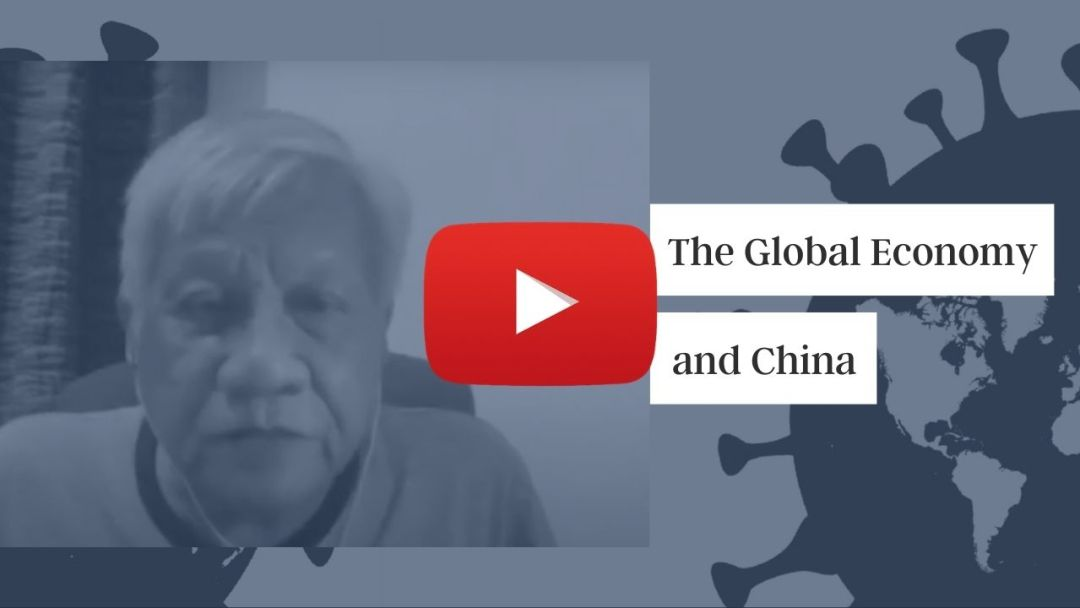 Walden Bello on the global economy and China-Pandemic Pivot