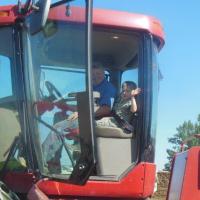 Wisconsin family farmer Hans Breitenmoser