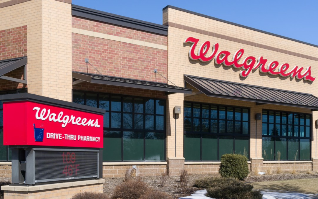 Greed in the Suites, from Walgreens to Walmart