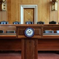 Senate Committee Hearing Room
