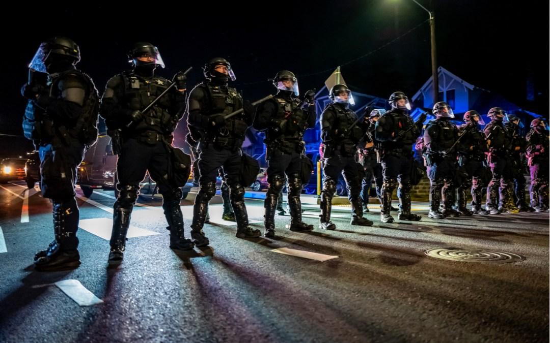 Law Enforcement's Dangerous Double Standards on Protest