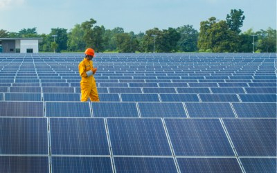 pro act-renewable energy and solar power worker