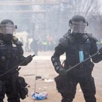security doesn't mean militarization of police