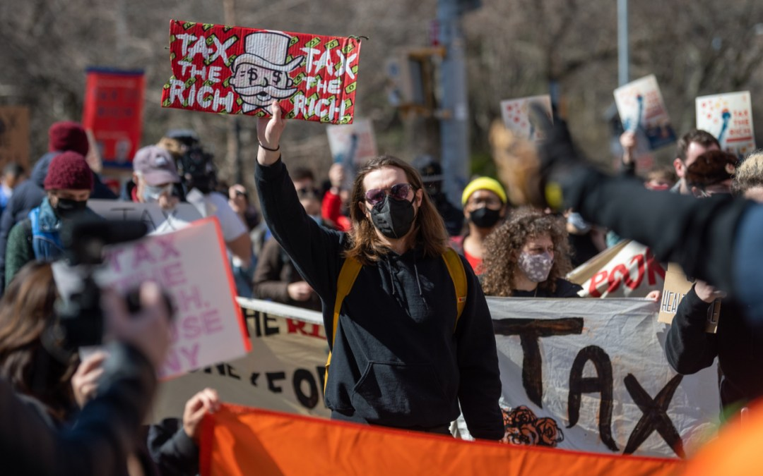 Don't Let the Rich Avoid Taxes