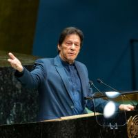 imran khan speaking publicly