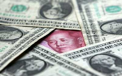 us dollars with china currency