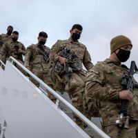 10th Mountain Troops Return To Fort Drum As Part Of US Drawdown From Afghanistan