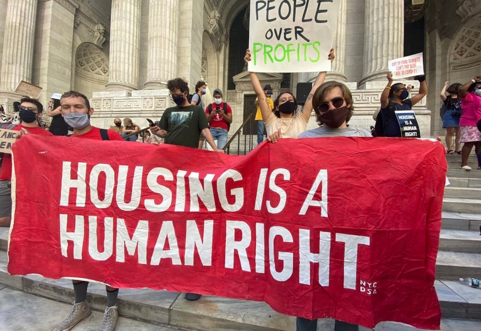 We Must End the Housing Crisis