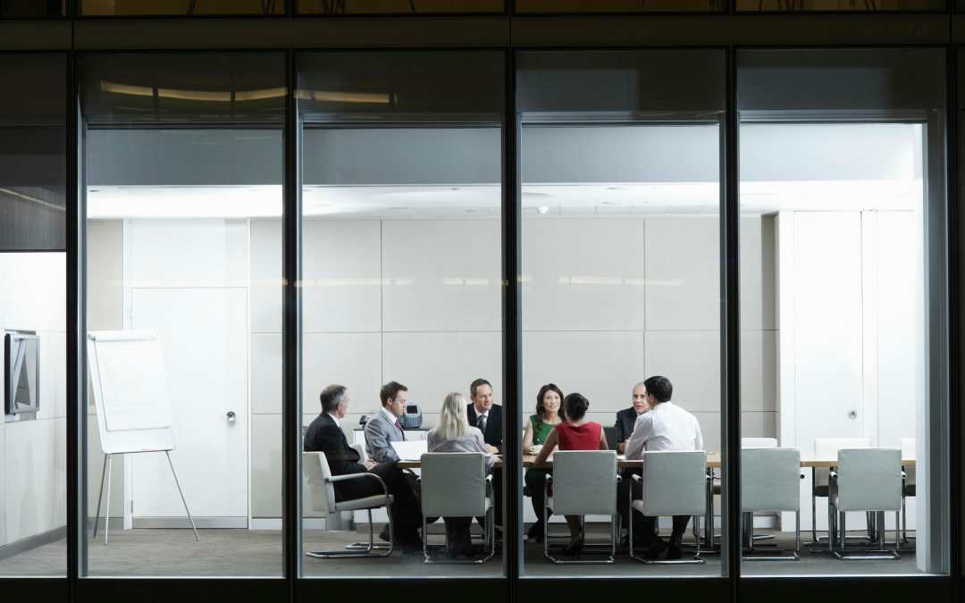 Your Awful Office Meetings Are Making CEOs Money