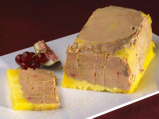 Terrina di foie gras  La Ricetta di Buonissimo