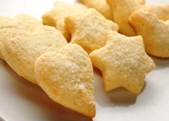 Biscotti al burro  La Ricetta di Buonissimo