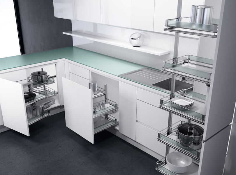 Cucine Con Lavello Ad Angolo Opinioni   Pavimenti Effetto ...