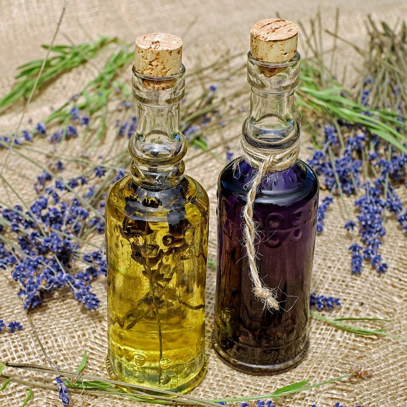 essential oils, oil, standard, herbs
