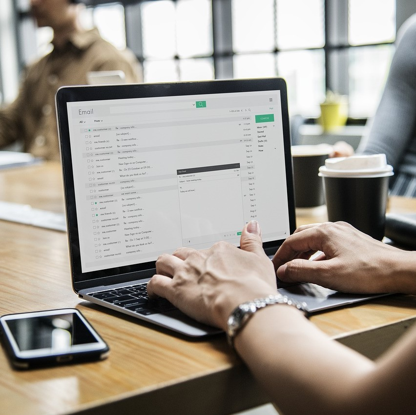 Communicating by email