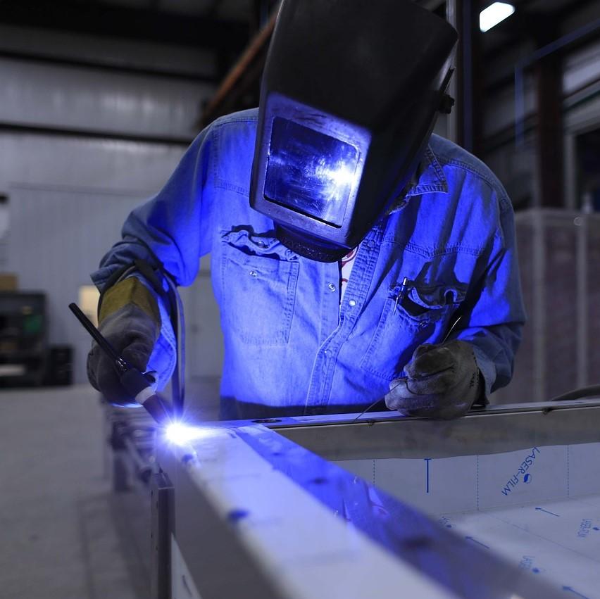 Manufacturer, producer, welder