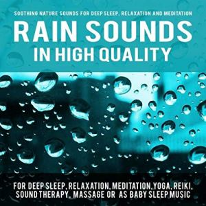 Rain Sounds Album Cover