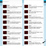 Tweets from a stem cell: humor