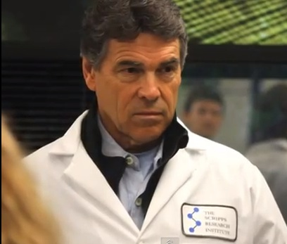 Rick Perry stem cells