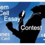 Still 11 days left to enter stem cell essay contest, get published, & win $50