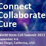 Heading to 2013 World Stem Cell Summit