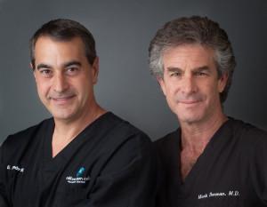 Elliot Lander and Mark Berman of Cell Surgical Network