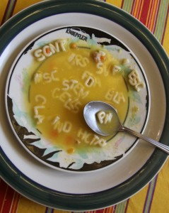 alphabet soup stem cell acronyms