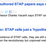 Google Shows Us Crazy STAP Cell Dichotomy