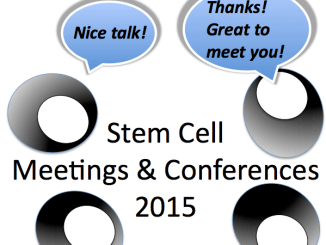 Stem Cell Meetings 2015