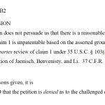 Challenge of Yamanaka Patent by BioGatekeeper Fails