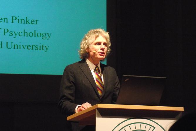 Steve-Pinker