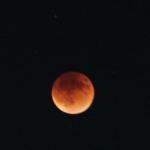 Super Blood Moon in California