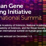 Live Blog #GeneEditSummit Day 1 Post 1: Context & Science