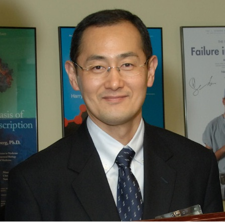 Nobel Laureate Shinya Yamanaka, the first to produce induced pluripotent stem cells