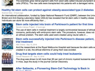 top-stem-cell-headlines
