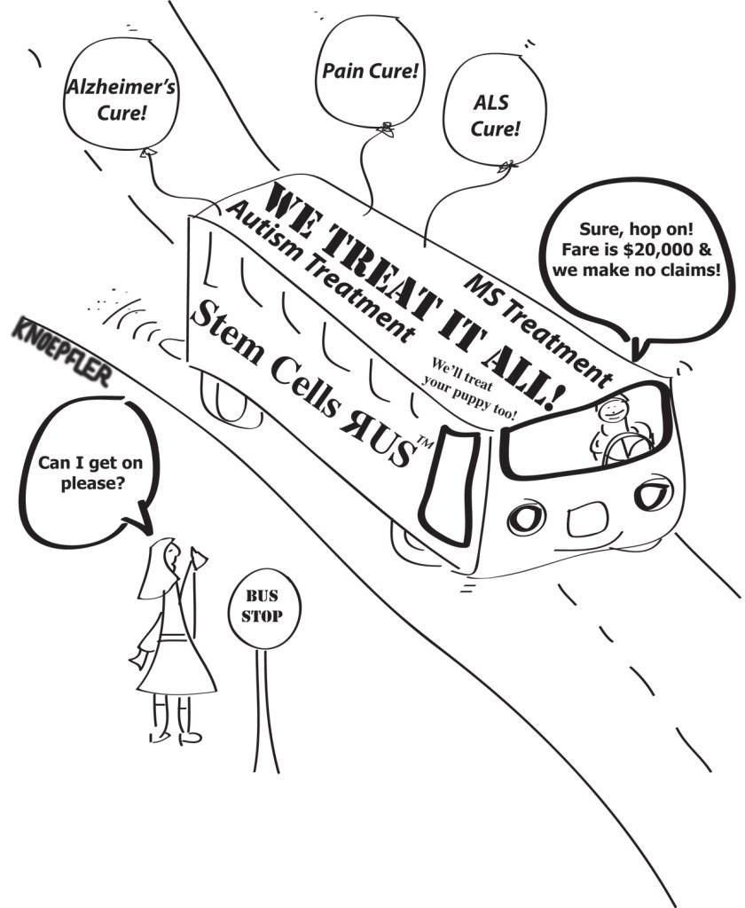 Stem cell bus copy