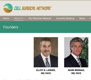 Cell Surgical Network Founders